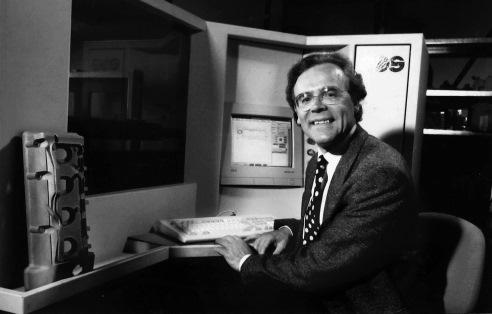 1989. Dr. Hans J. Langer osnovao je tvrtku EOS – Electro Optical Systems (izvor: EOS)
